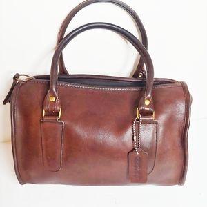 "Coach Vintage ""Madison"" Satchel Bag"